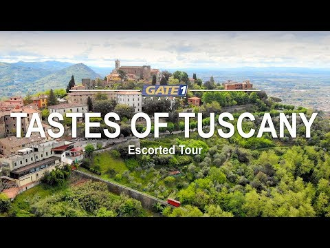 Tuscany Vacations By Gate 1 Travel