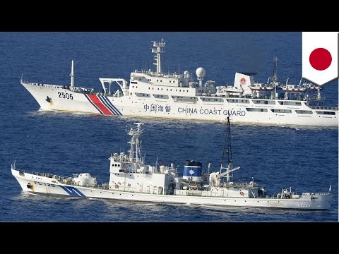 Japan vs. China: Tokyo takes its gloves off over East China Sea oil platforms - TomoNews