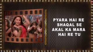 Ghagra | Yeh Jawaani Hai Deewani -REMIX-( DJ MASHUP MIXUP )
