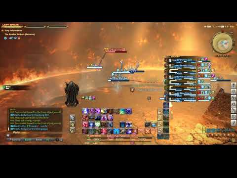 Ifrit EX - 'this is wrong'