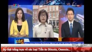 Bản tin tài chính kinh doanh VTV1 23/10/2015 - EU công nhận tiền điện tử là tiền thật Bitcoin