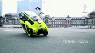 SMILE LOCK OUTLET - TOYOTA I-ROAD