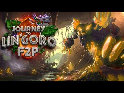 Hearthstone: Journey to Un'Goro F2P #01 - Choose Your Destiny
