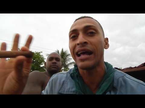 Hitchhiking aeound the world - Cuba - Matanzas to Santa Clara
