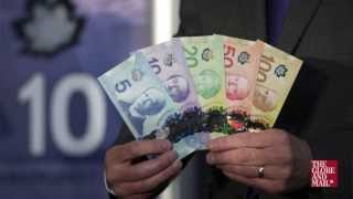 Do new $20 bills break in minus 30 degree weather?