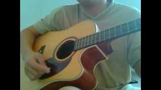 San francisco de Maxime Le forestier guitare cover
