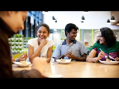 Students from India talk about their time at Otago Polytechnic