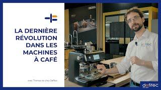 Une machine à café manuelle et automatique !? Présentation de la machine à café Sage Oracle Touch