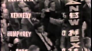 Kennedy vs Kefauver '56