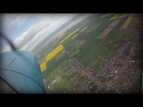 North Lincolnshire from above
