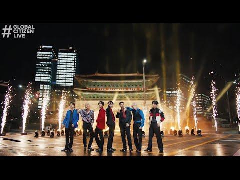 BTS (방탄소년단) 'Butter' @ Global Citizen Live