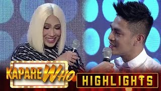 Ion sings Ikaw At Ako for Vice   It's Showtime KapareWHO