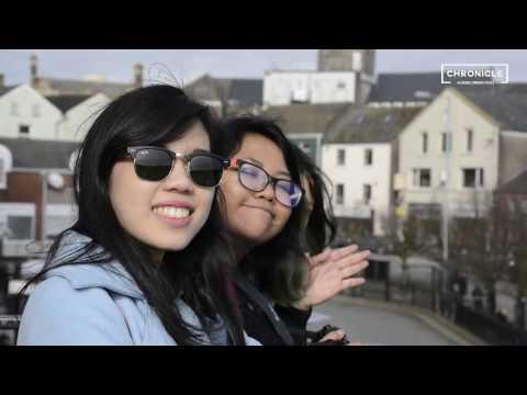 Chronicle: Carmarthen Town | University of Wales Trinity Saint David