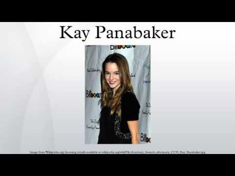 Kay Panabaker