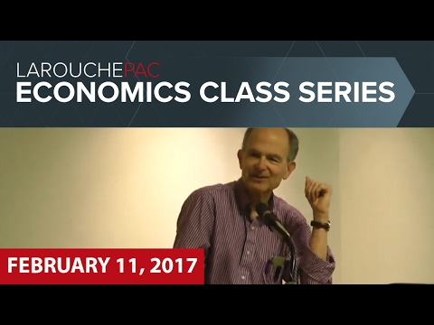 Part I, LaRouche's Method: The Mind and Universal Creativity, Manhattan Project Class Series #1