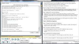 ccna security chapter 5 pt activity configure ios intrusion prevention system ips using cli