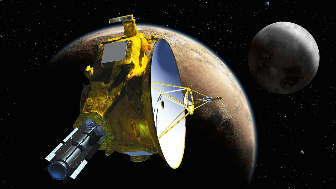 NASA | Four Questions About New Horizons - YouTube