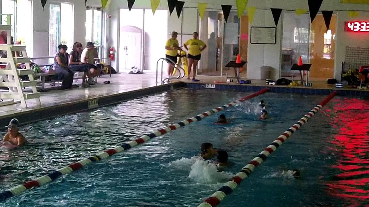 Sea Dragons Swim Team at the DeVosBlum Family YMCA in