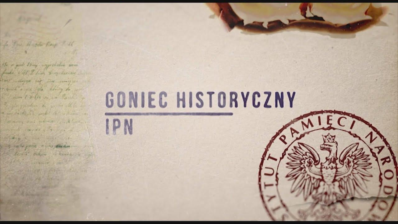IPNtv: Goniec Historyczny IPN – odc. 1