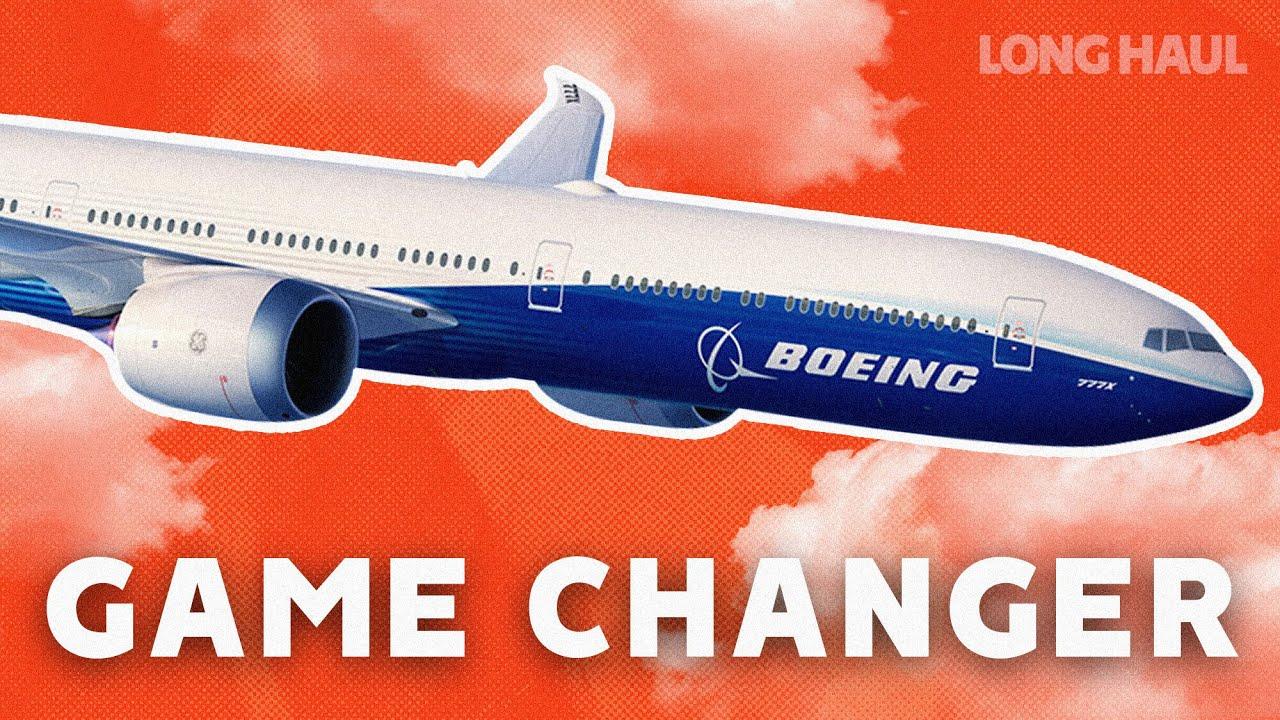 Boeing 777X The New Twin-Engine Jumbo Coming Soon