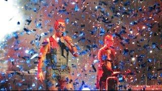 Repeat youtube video Rammstein - Amerika Live in USA 2012 (Multicam) HD