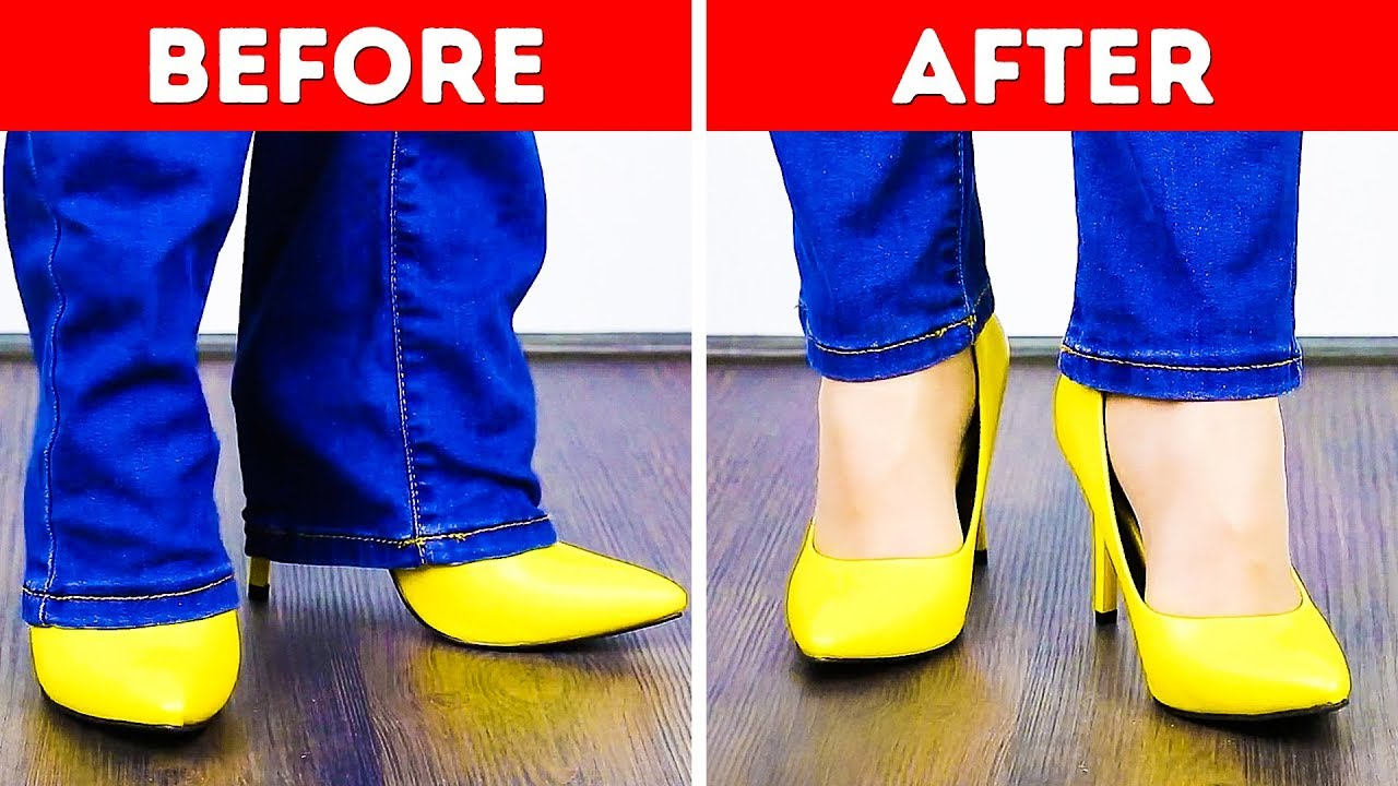 27 JEANS HACKS TO MAKE YOUR LIFE EASIER
