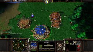 Dread's stream | Warcraft III 2x2x2x2 с Кексом |  [4]