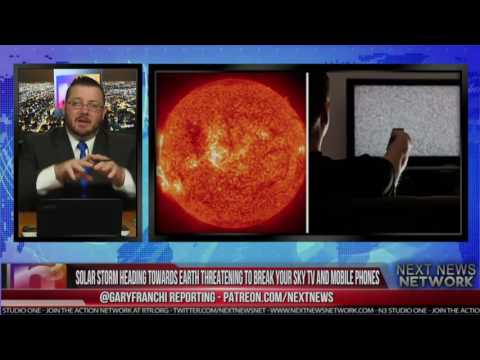 Warning: Solar Storm Heading towards Earth!
