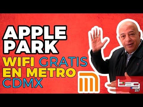 Apple Park, Wi-Fi en el Metro, Congreso Móvil Barcelona y más - TAG #257 con @jmatuk