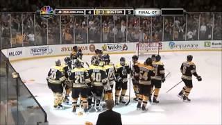 Top 10 Boston Bruins Goals (09-13)