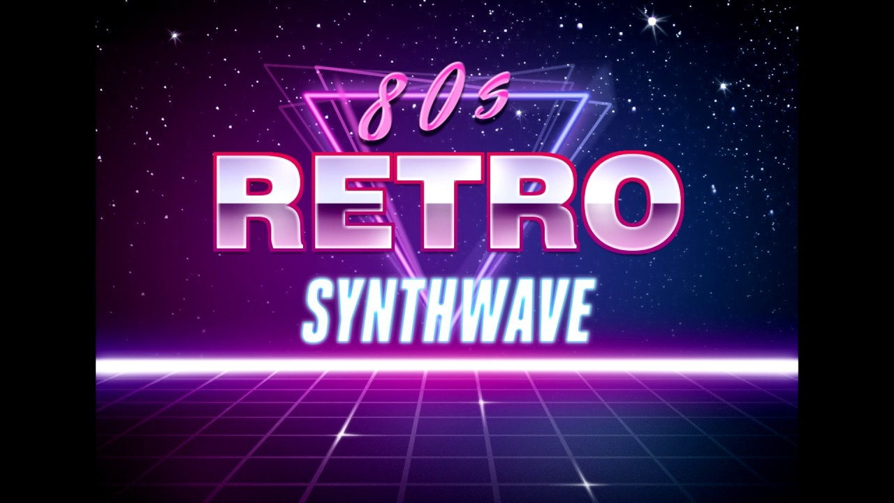 80's Synthwave (Watermarked Royalty Free Music)