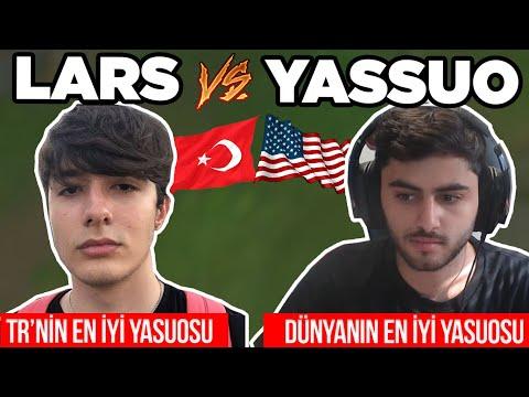 FAKER'I 1v1'de YENEN YASSUO(MOE) vs LARS - TR Tarihindeki en iyi Yasuo vs'si | LoL Pit