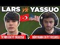 FAKER'I 1v1'de YENEN YASSUOMOE vs LARS - TR Tarihindeki en iyi Yasuo vs'si   LoL Pit