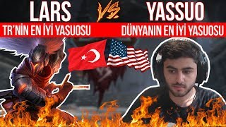 YASSUO (MOE) VS LARS. BEST YASUO WORLD VS BEST YASUO TURKEY
