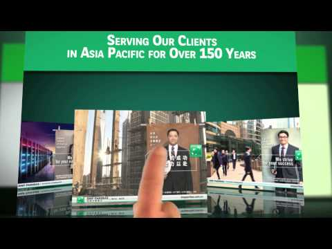 BNP Paribas Asia Pacific Corporate Film 2015