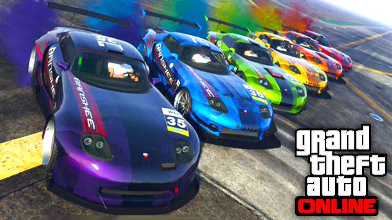 GTA ONLINE CAR SHOW Best Coolest Cars Customizations Online - Cool cars gta