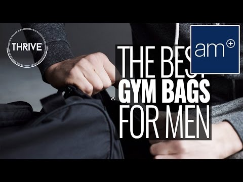 The Best Gym Bags For Men | Thrive
