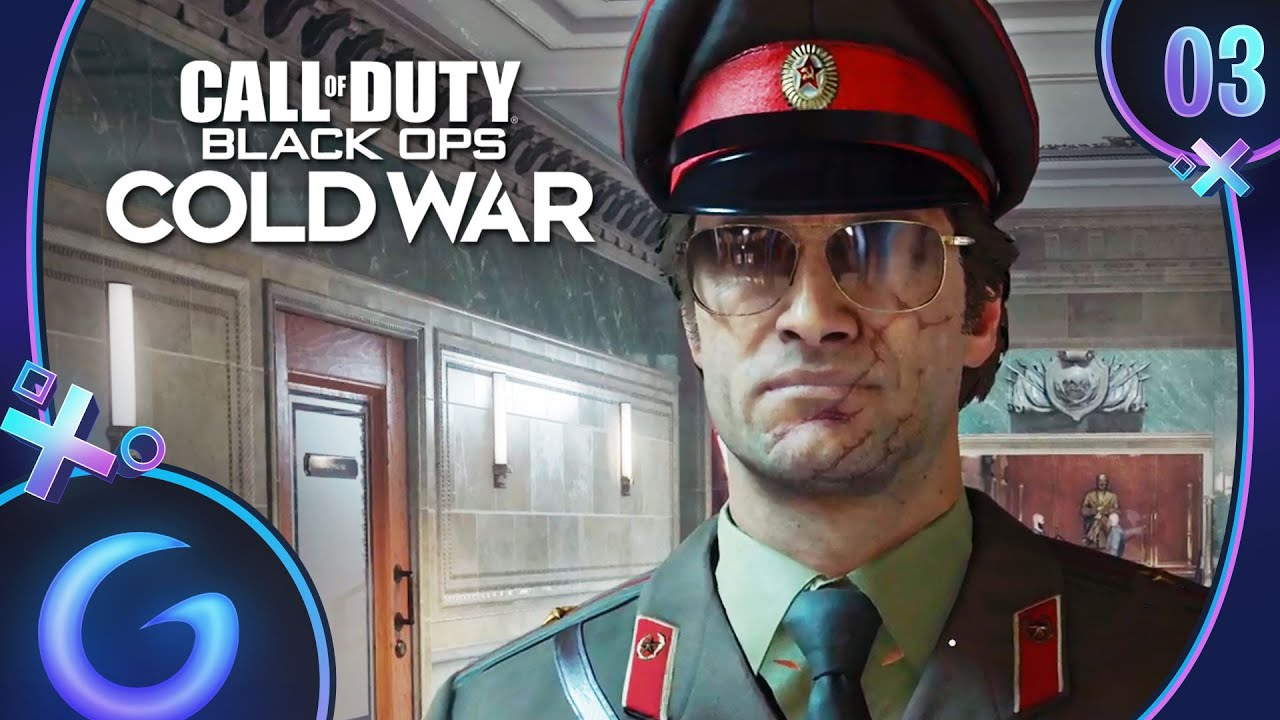CALL OF DUTY BLACK OPS COLD WAR FR #3