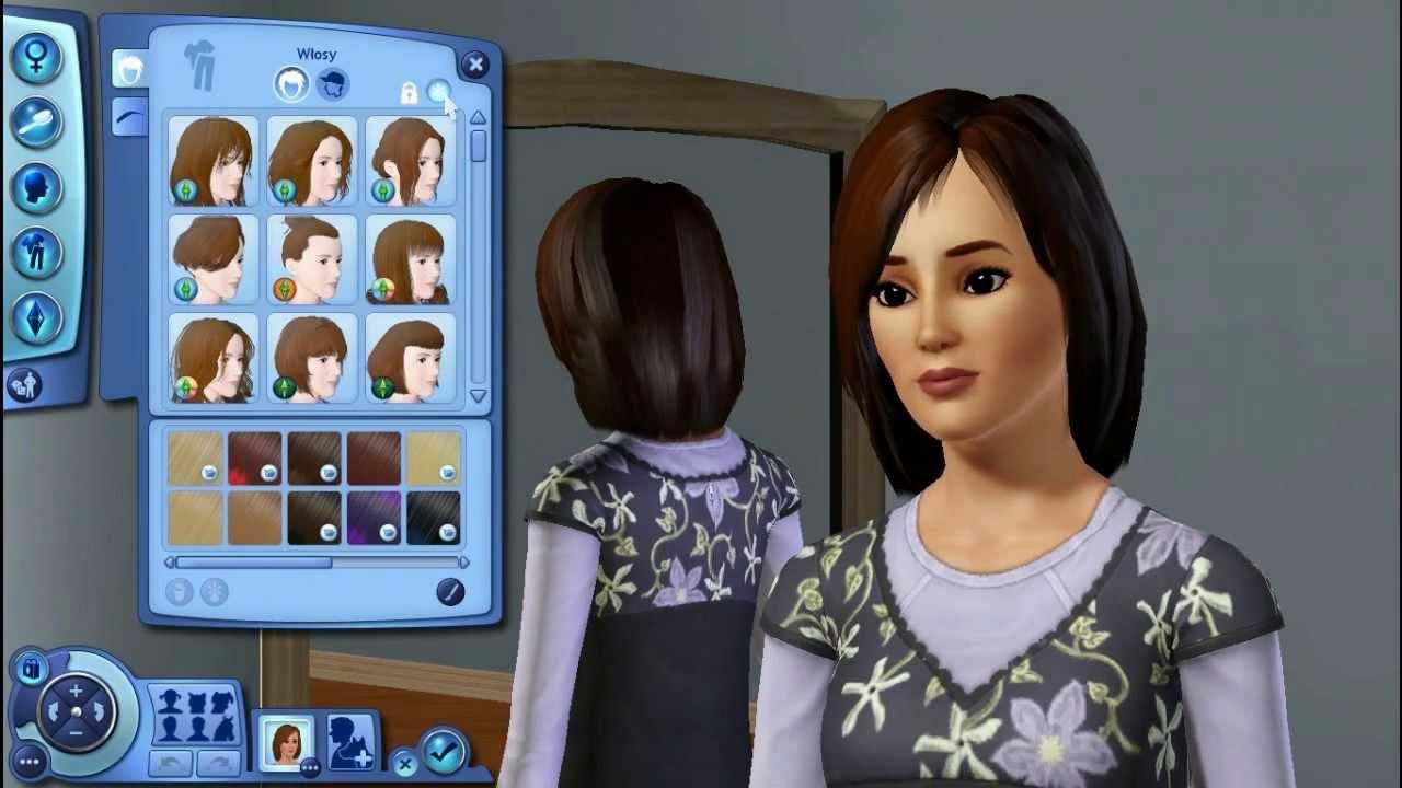 First Look 10 The Sims 3 Rajska Wyspa Odc 1 Ubraniowo Pl