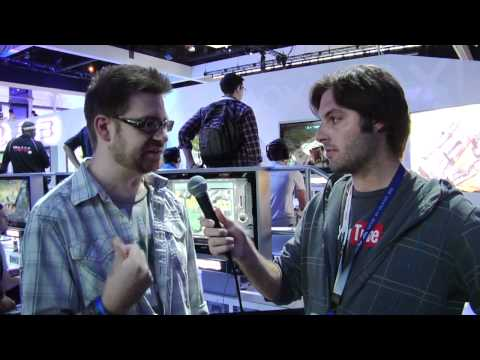 E3 2011: Starhawk Interview - TGS