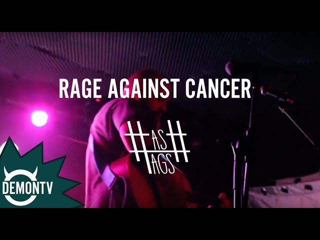 Rage Against Cancer - Hashtags
