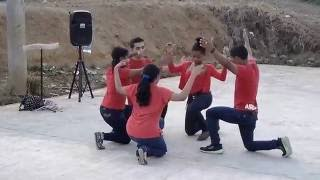 coreografía donde estas ministerio de drama una vida con propósito