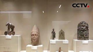 [多彩亚洲] 亚洲文明展 欧亚大陆上犍陀罗文化影响广泛 | CCTV