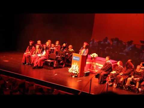 Rachel Lorifls: Coconut Creek High School 2017 Valedictorian Speech