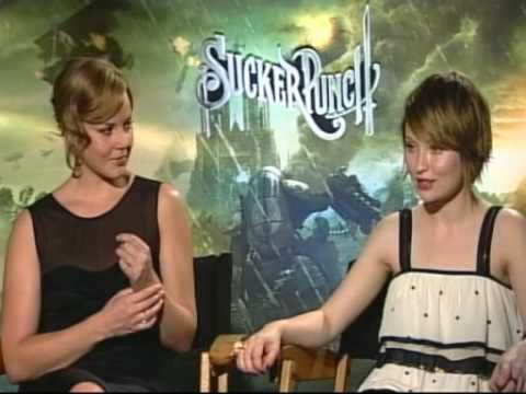 """""""Sucker Punch"""" Interview with Abbie Cornish and Emily Browning"""