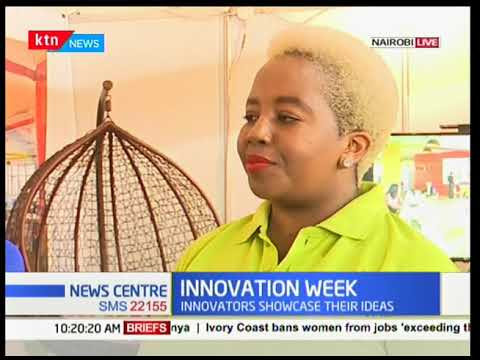 Nairobi innovation week at the University of Nairobi