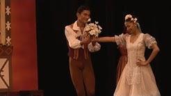 Obra Coppélia presentó El Ballet Ecuatoriano en el Teatro Nacional de la CCE