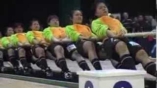 2014 World Indoor Championships - Ladies 500 Kilos Final - Second End