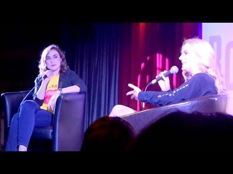 Rose And Rosie Full Q&A | Overshare Book Tour 2018 | Glee Club Birmingham | Steff Hanson