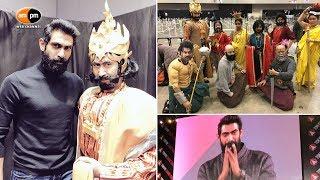 Bahubali Japanese Fans Suprises Actor Rana in Tokyo Comic Con